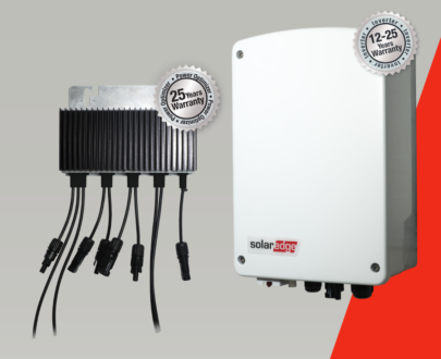 SolarEdge single phase compact technology