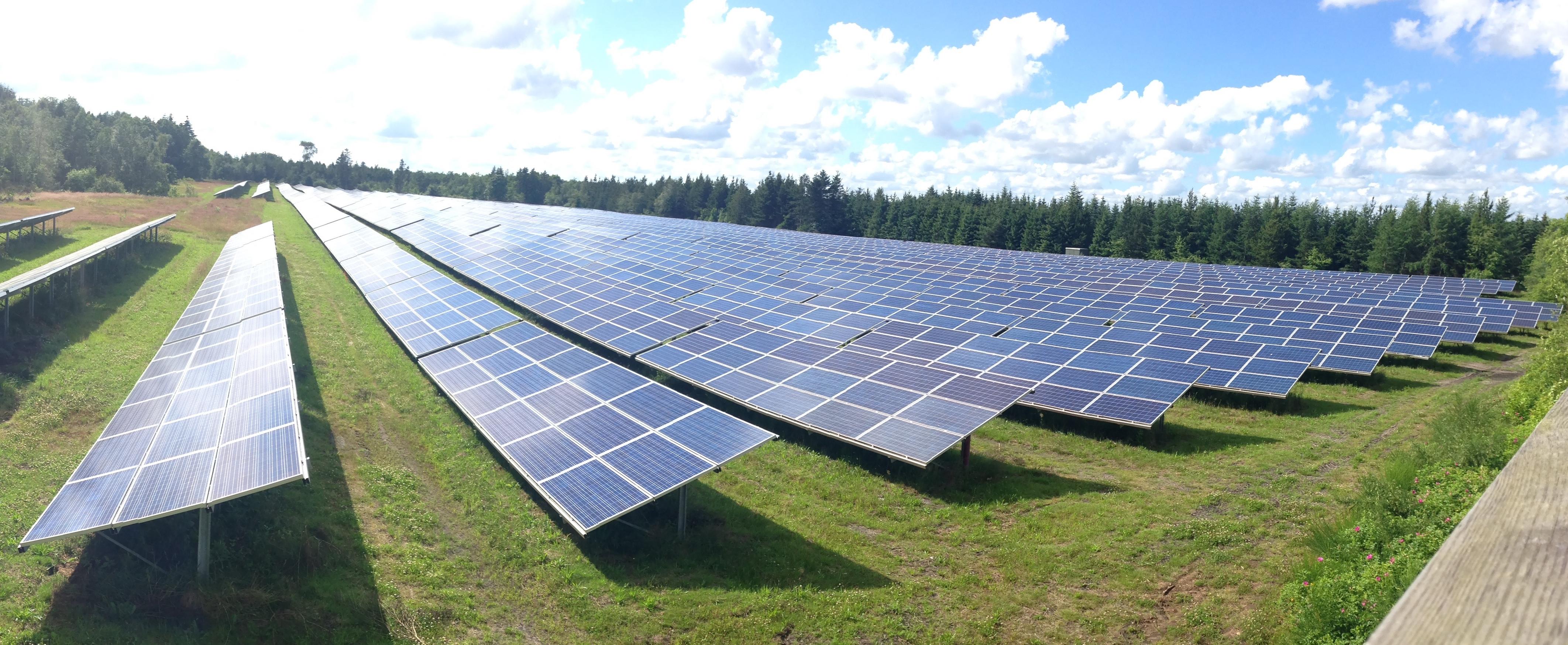 Solceller er en god investering