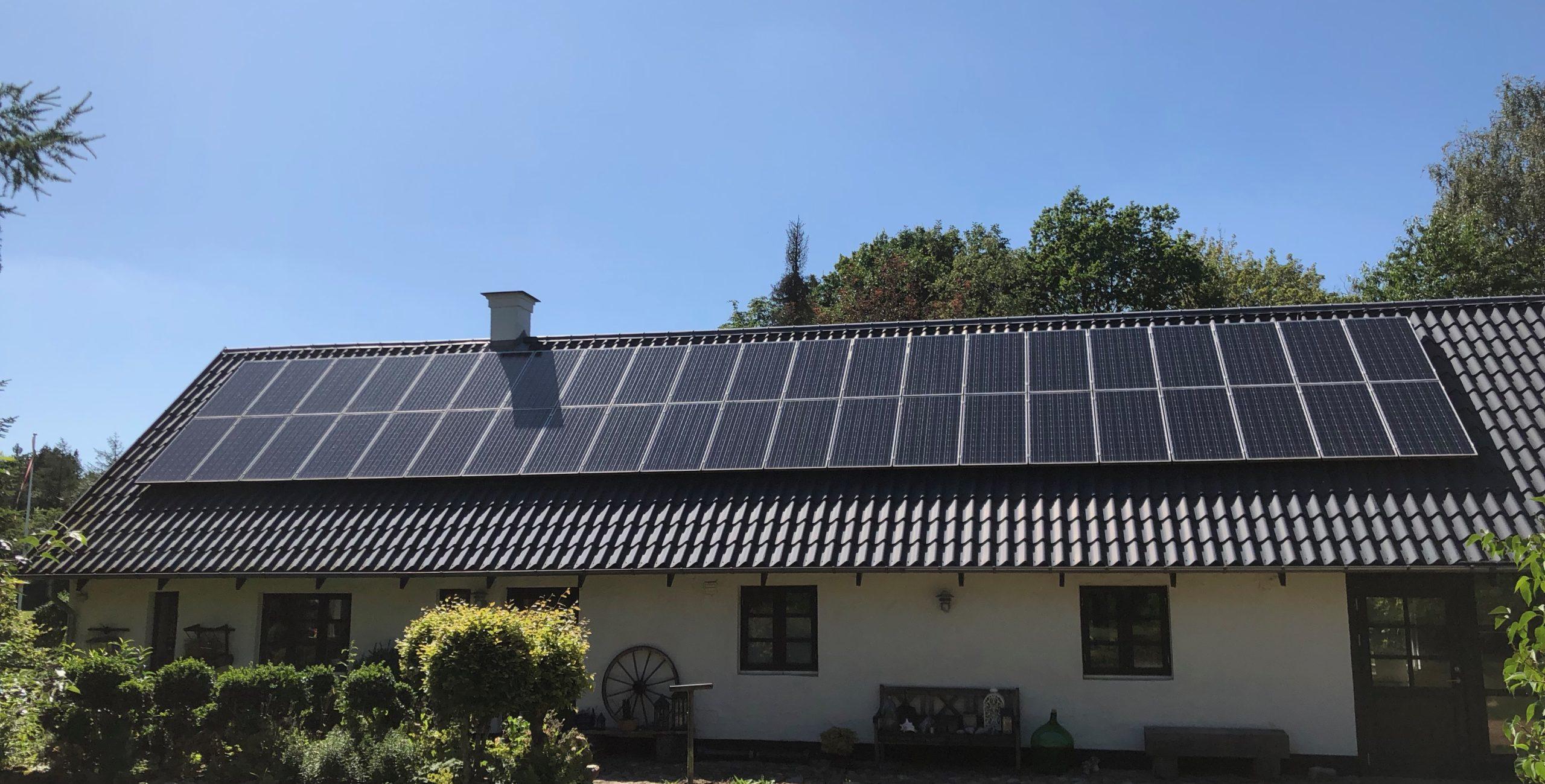 Solceller er billigst