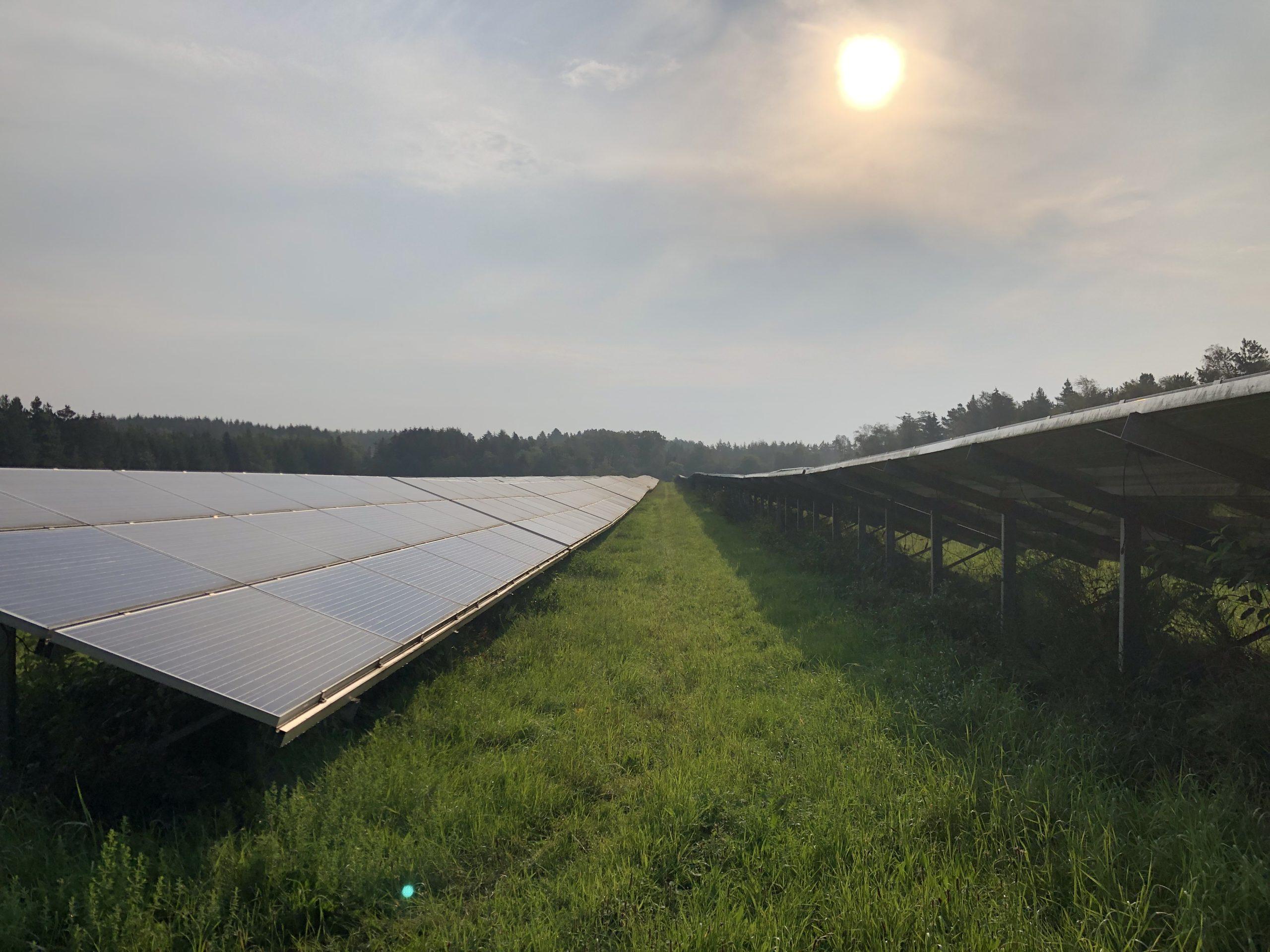 Rekordproduktion fra solceller i 2018